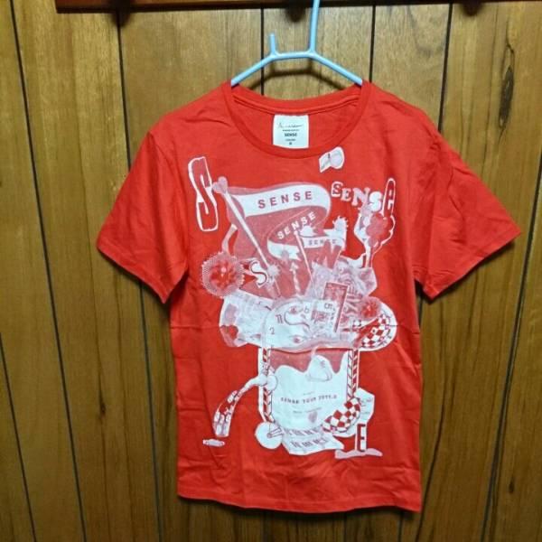 Mr.children ミスターチルドレン ツアーTシャツ 2011年 Tシャツ 赤 M 良好 人気