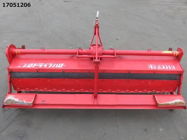 ★ニプロ ドライブハロー HG-2001B ロータリー トラクターパーツ