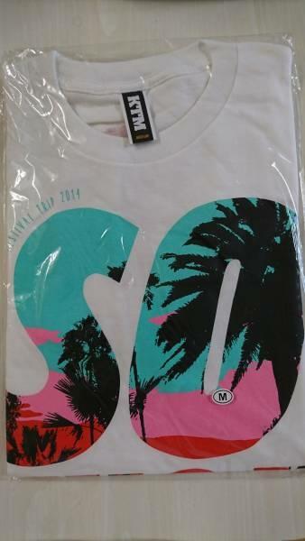 ケツメイシ SO HIGH Tシャツ KTM FESTIVAL TRIP 2014 Mサイズ 新品未使用 グッズ ライブグッズの画像