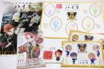王室教師ハイネ アニメジャパン配布品 ステッカー3枚 他 Animejapan2017