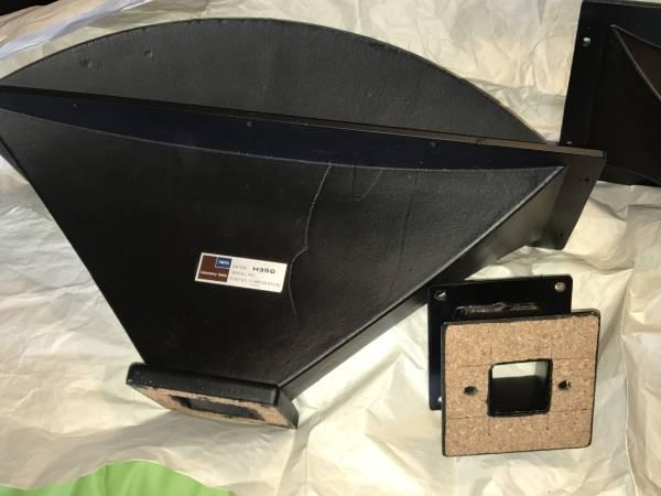 H350 セトラルホーン(1991)製造品 自作アダプター付き_画像2