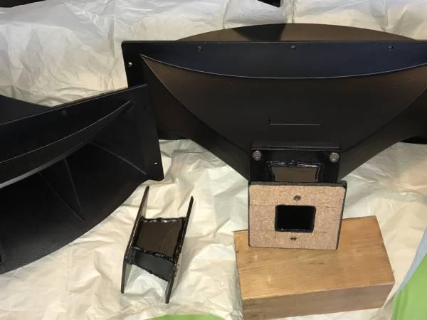 H350 セトラルホーン(1991)製造品 自作アダプター付き_画像3