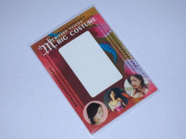 さくら堂 安田美沙子「M」ビックコスチュームカード BC 246/300 グッズの画像