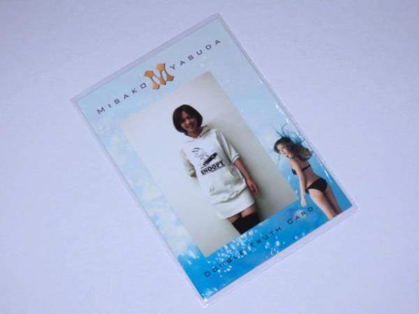 さくら堂 安田美沙子「M」1of1 生写真カード D No.554 グッズの画像