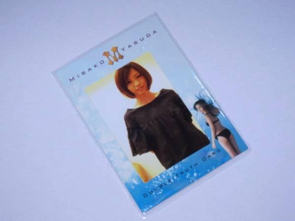 さくら堂 安田美沙子「M」1of1 生写真カード D No.511 グッズの画像