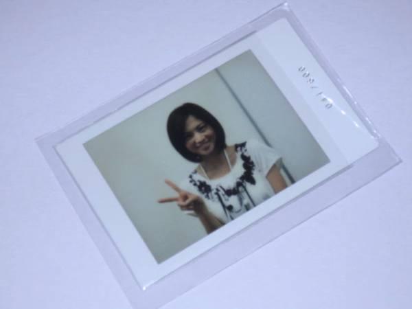 さくら堂 安田美沙子「M」1of1 生チェキ 041/600 グッズの画像