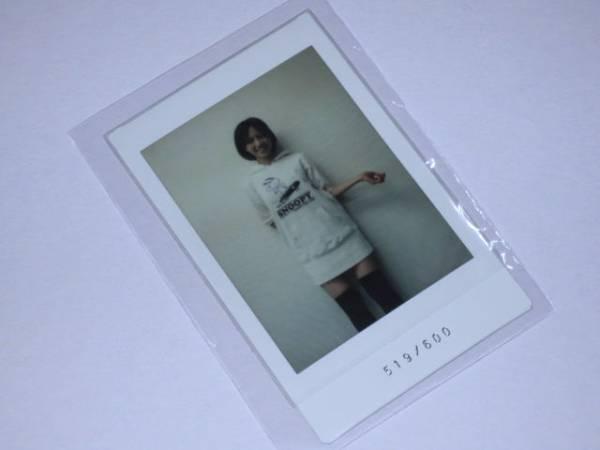 さくら堂 安田美沙子「M」1of1 生チェキ 519/600 グッズの画像