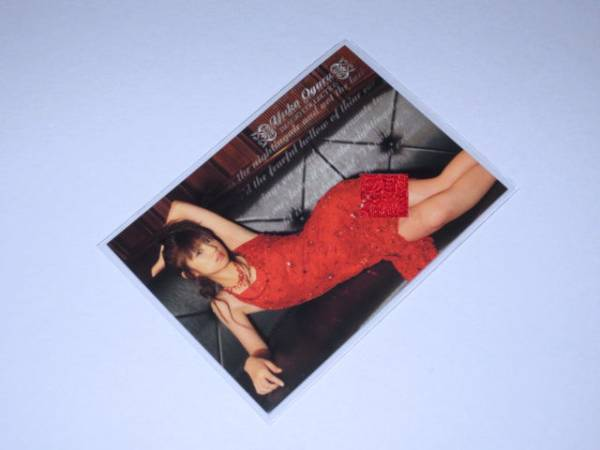 IMAGIO 小倉優子 コスチュームカード Cos-003 266/330 グッズの画像
