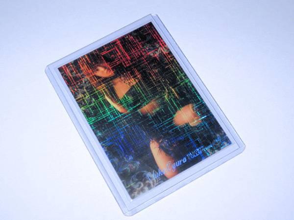 IMAGIO 小倉優子 シリアル入りレアカード(ホロ加工) SP-017 14/70 グッズの画像