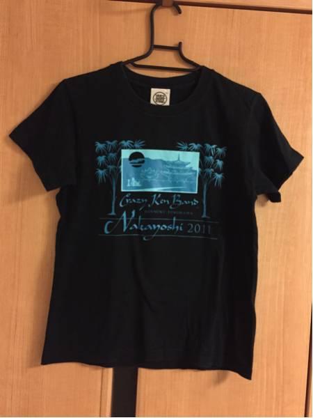 クレイジーケンバンド NAKAYOSHI 2011 Tシャツ サイズXS Crazy Ken Band 横山剣 ライブグッズの画像