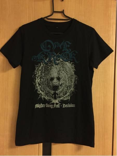 美品 ONE OK ROCK Mighty Long Fall Decision Tシャツ サイズS ワンオクロック ワンオク