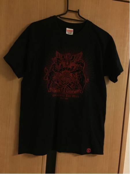 マキシマムザホルモン GREATEST HITS 2011-2011 Tシャツ サイズS ROLLING CRADLE MAXIMUM THE HORMONE ローリングクレイドル ライブグッズの画像