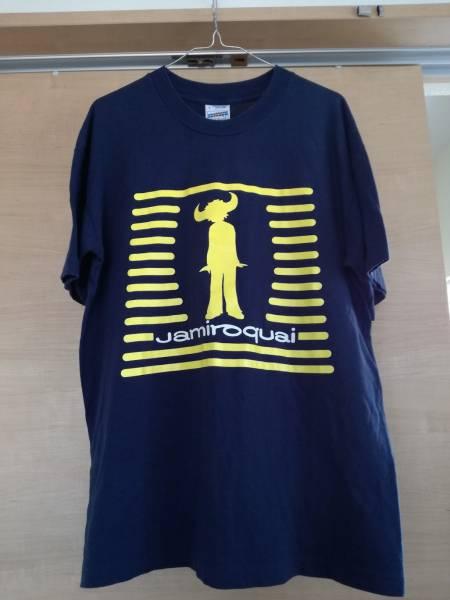 Jamiroquai ジャミロクワイ  Tシャツ 紺色 BEASTIE BOYS PUBLIC ENEMY Supreme rap tee Suchmos サチモス