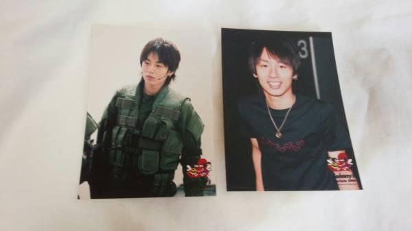 KAT-TUN 公式写真 ジャニーズフィルムフェスタ2006 中丸雄一5枚セット