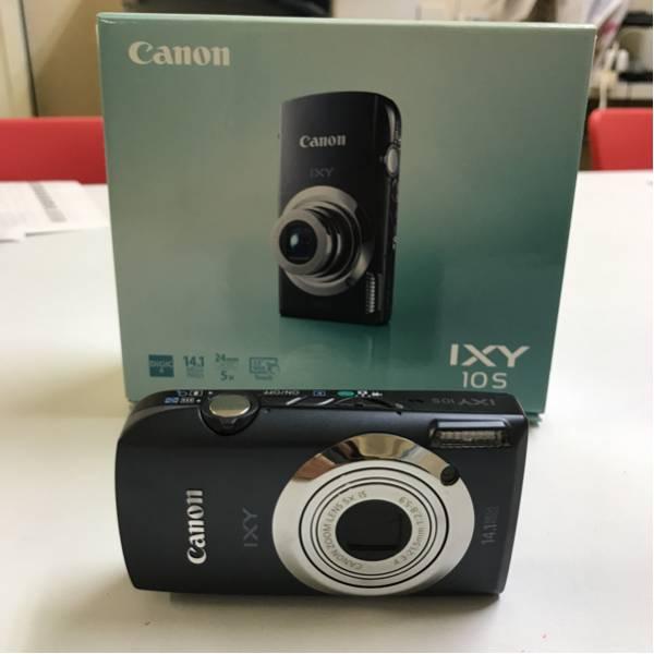 canon キャノン ixy 10s デジカメ 1400万画素