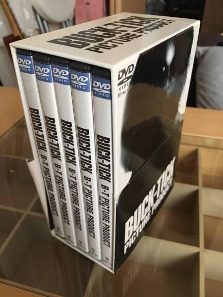 BUCK-TICK PICTURE PRODUCT 5枚組DVD ブックレット、ブロマイド付き(開封済み)バクチク ライブグッズの画像