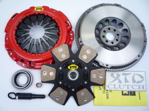 XTD RACING clutch kit + flywheel set light weight VQ35 for