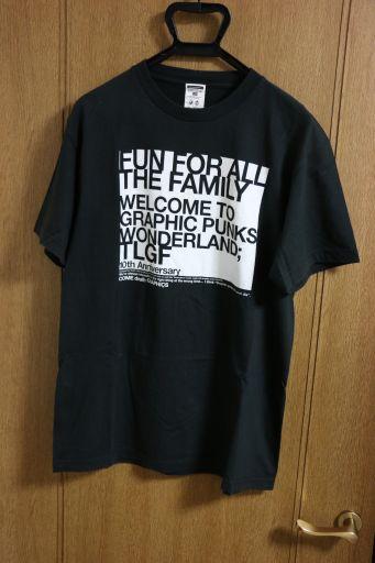 【Future Zombie 】TLGF Tシャツ XLサイズ