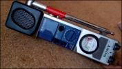 SONY CB無線機 ICB-880T 500mW 8ch ⑤