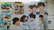 【最新】Hey! Say! JUMP切り抜き2017年7月号◆Myojo&ポポロ&TVfan&月刊TVガイド