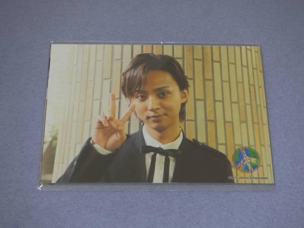 ★KIS-MY-WORLD 藤ヶ谷太輔 オリジナルフォトセット Kis-My-Ft2 グッズ 新品未開封