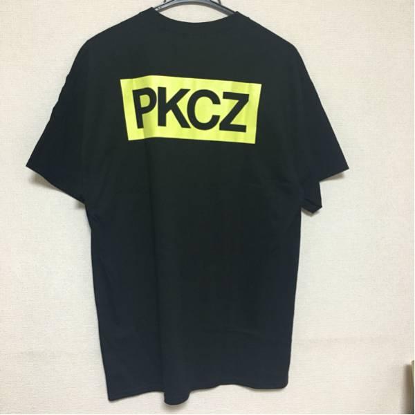 新品PKCZ ボックスロゴtee Lサイズ MAKIDAI LDH