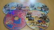 ☆パチンコ DVD5枚 (漫画パチンカー・パチンコオリジナル