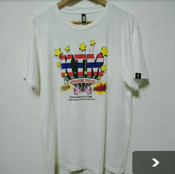 KTM ケツメイシ 2013年 ツアーTシャツ Tシャツ ライブグッズの画像