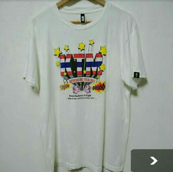 ケツメイシ ツアー 2013年 Tシャツ ライブグッズの画像