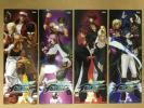 ザ・キング・オブ・ファイターズ 13◇THE KING OF FIGHTERS X?◇短冊ポスター(7種)&素材集CD