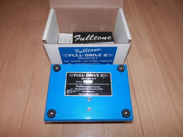 FULLTONE FULL-DRIVE2 MOSFET 美品