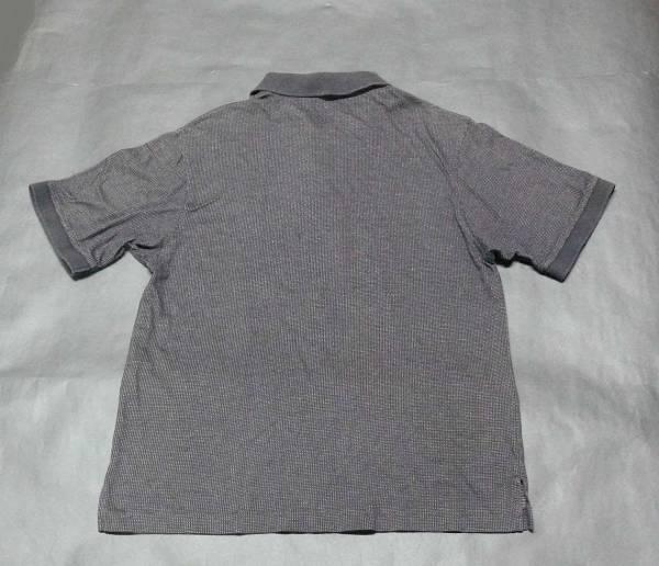 ピン PING  MERCERIZED 半袖 ポロシャツ S 黒_画像3
