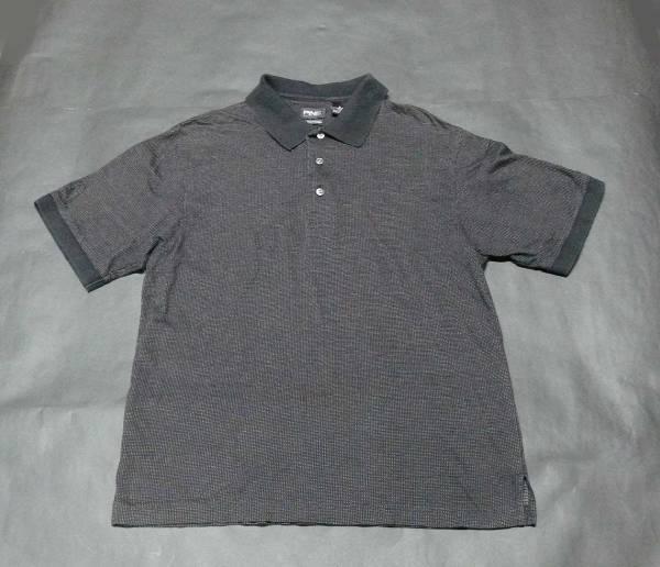 PING  MERCERIZED 半袖 ポロシャツ S 黒_画像1