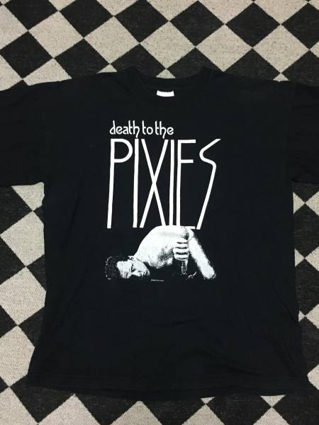 pixies Tシャツ 検 グランジ オルタナティブ nirvana REM subpop pixies sonic youth
