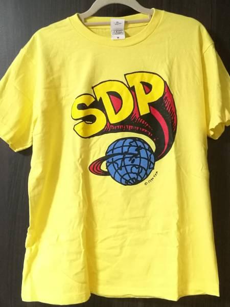 スチャダラパー T シャツ イエロー M SDP 美品