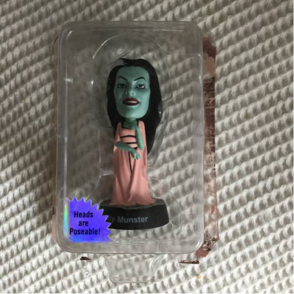 the Munsters Little Big Heads Lilly1999 モンスターズリリィLBHリトルビッグヘッド