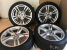 【15年製ポテンザS001付】BMW 3シリーズ F30,F31 Mスポーツ 純正18インチ ホイール、タイヤセット【400M】