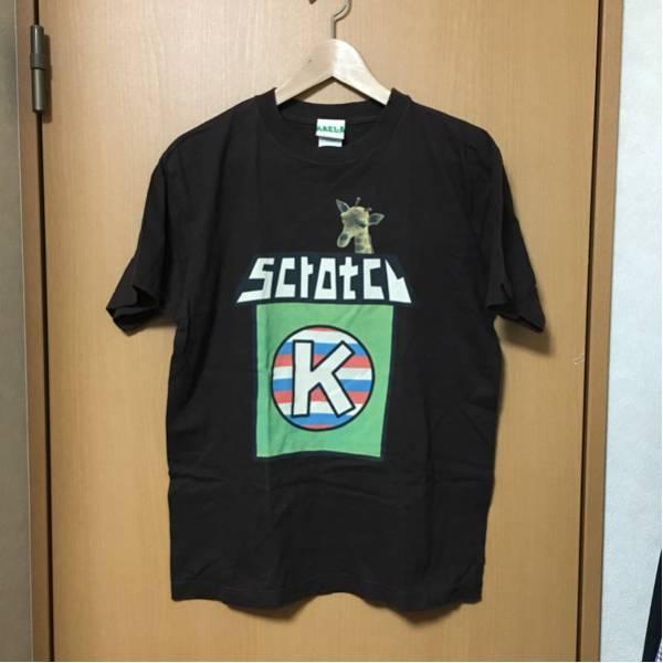 木村カエラ ツアー Tシャツ スクラッチ ライブグッズの画像