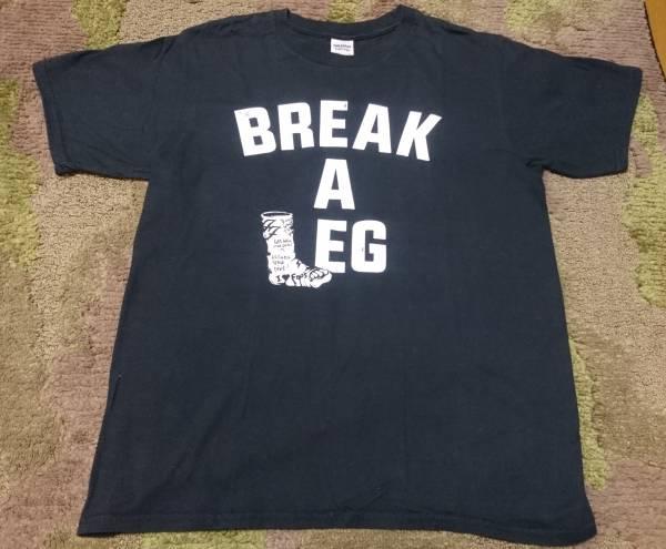 【希少・レア・限定】Foo Fighters フーファイターズ Break A leg 骨折 Tシャツ (Sサイズ)