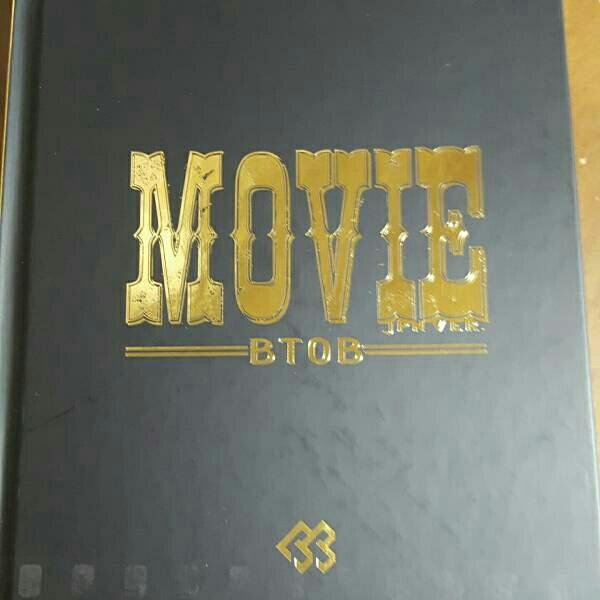 BTOB MOVIE JPN VER. スペシャル限定盤 トレカなし