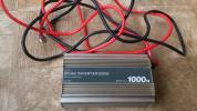 BAL TM DC/AC インバーター 500W  No.468 本体とコード 瞬間最大1000W