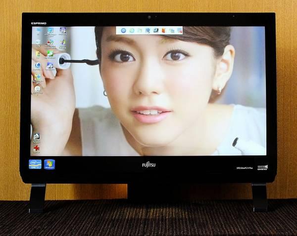 """┫21.5""""きれい・ピカピカ i7-3610QM Max3.3G 純正リカ・Win10 Office2013Pro+ FH56/HD"""