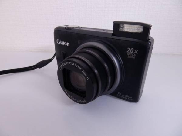 Canon キヤノン PowerShot SX260 HS レンズ 20×IS 4.5-90.0mm F3.5-6.8 管CN28