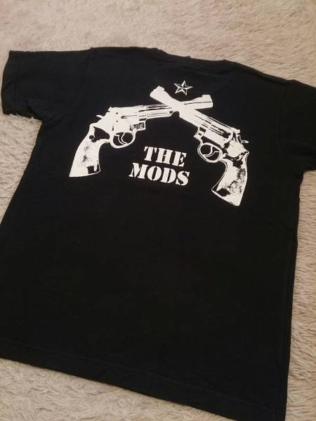 THE MODS GANGSTER Tシャツ