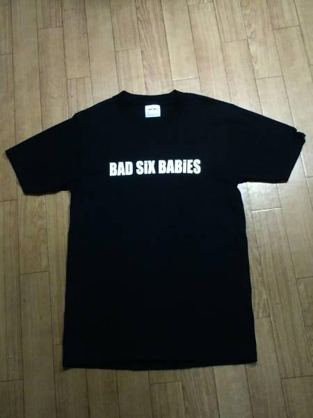幻の希少な一品 未着用 BAD SiX BABiES Tシャツ S ロックンロール バンド SLUT BANKS