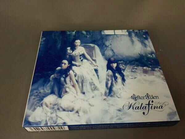 Kalafina After Eden(初回生産限定盤)(DVD付) ライブグッズの画像