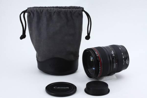 1円スタート!! 極美品!! Canon EF24-105mm F4L IS USM  人気のLレンズ!!