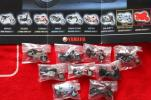ヤマハ バイクコレクション ローソン 全9種 フルコンプ シークレット SR400 RZ350 TZR250 VMAX DRAGSTAR YZF-R1 MAJESTY FZR750 TECH21