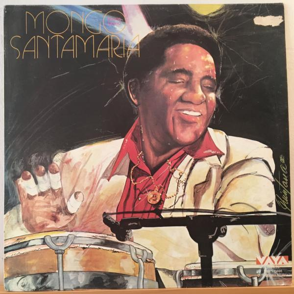 ☆Mongo Santamaria/Mongo Mongo☆LATIN JAZZ名作!