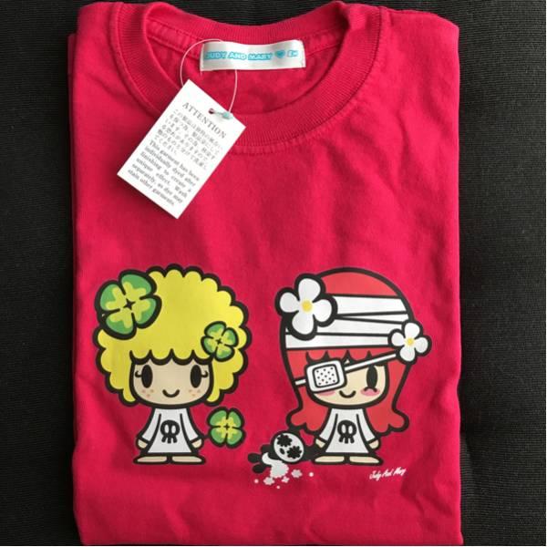 希少!JUDY AND MARY SUPER LOVERS コラボTシャツ ピンク 未使用タグ付き!ジュディーアンドマリー YUKI ジュディマリ